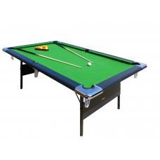 7ft Hustler Fold up Pool Table