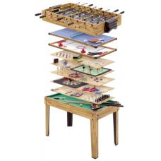 Ultimate Multi play Games Table 34-IN-1