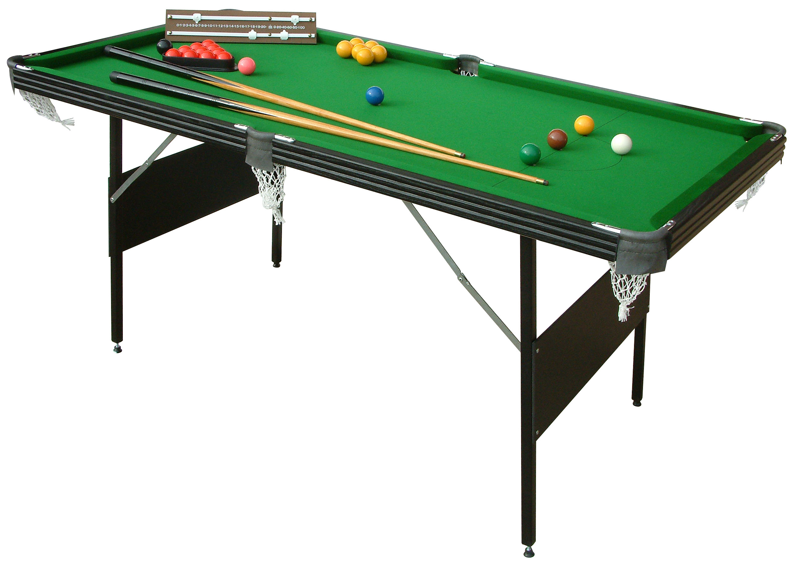 Fold Up Snooker Table