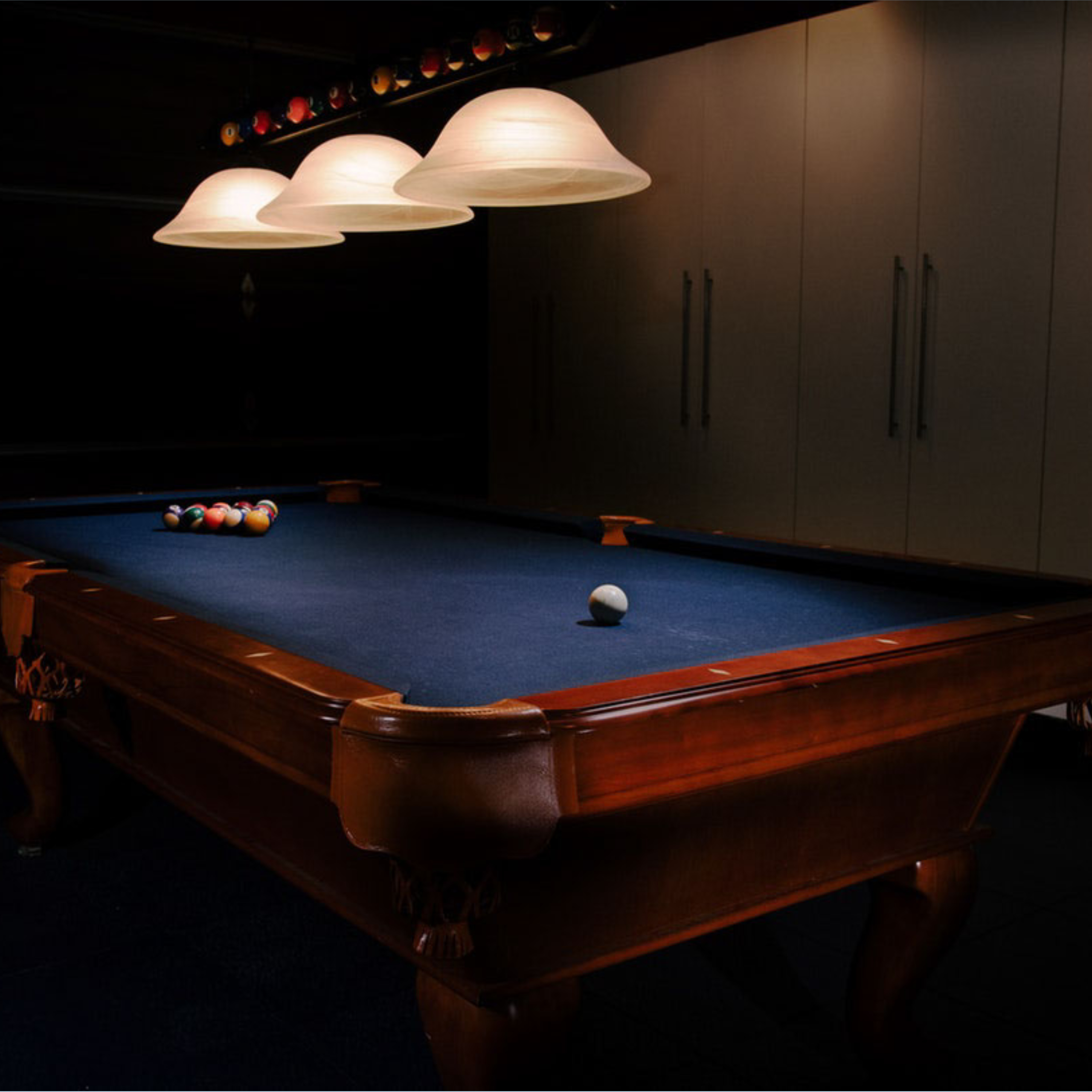 Pool  & Snooker Table Room Sizes